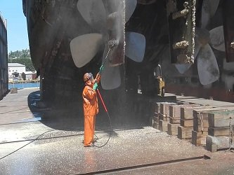 limpeza e higienização de navios viamão rs